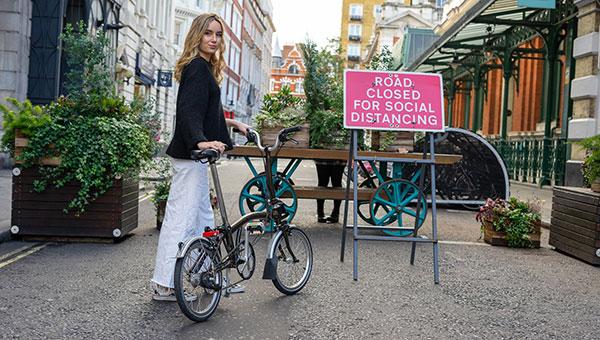 We Are Brompton, Juliet Oman, Brompton Bicycle